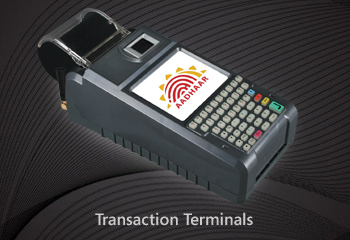Transaction Terminals
