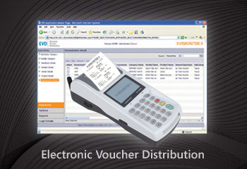 Electronic Voucher Distribution